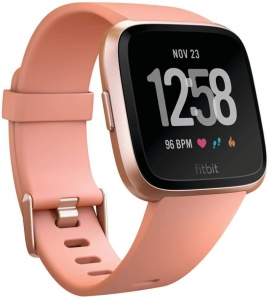Fitbit Versa Smart Watch promotional image