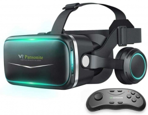 VR Headset promotional image