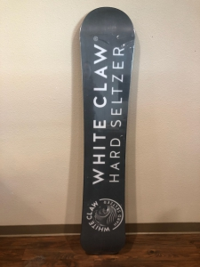 White Claw Snowboard promotional image