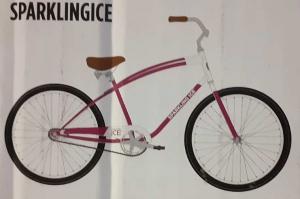 Sparkling Ice Bike promotional image